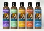 TERRESSENTIALS Pure Earth Hair Wash-  2 oz.   $4.00,  8 oz.   $10.75, 16 oz.   $20.50